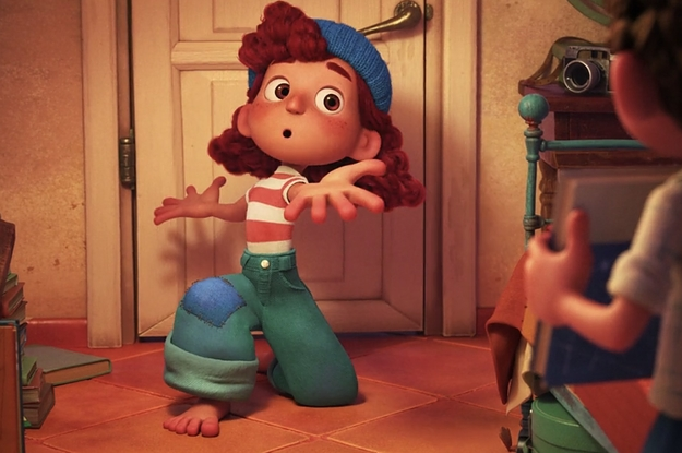 """16 Behind-The-Scenes Facts About Pixar's Adorable """"Luca"""""""