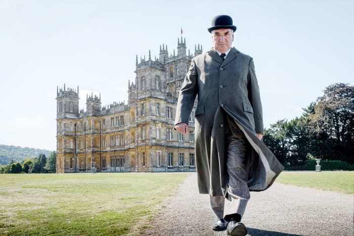the home from Downton Abbey