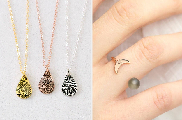 20 Darling Pieces Of Jewelry From Etsy To Add To Your Ever-Growing Collection