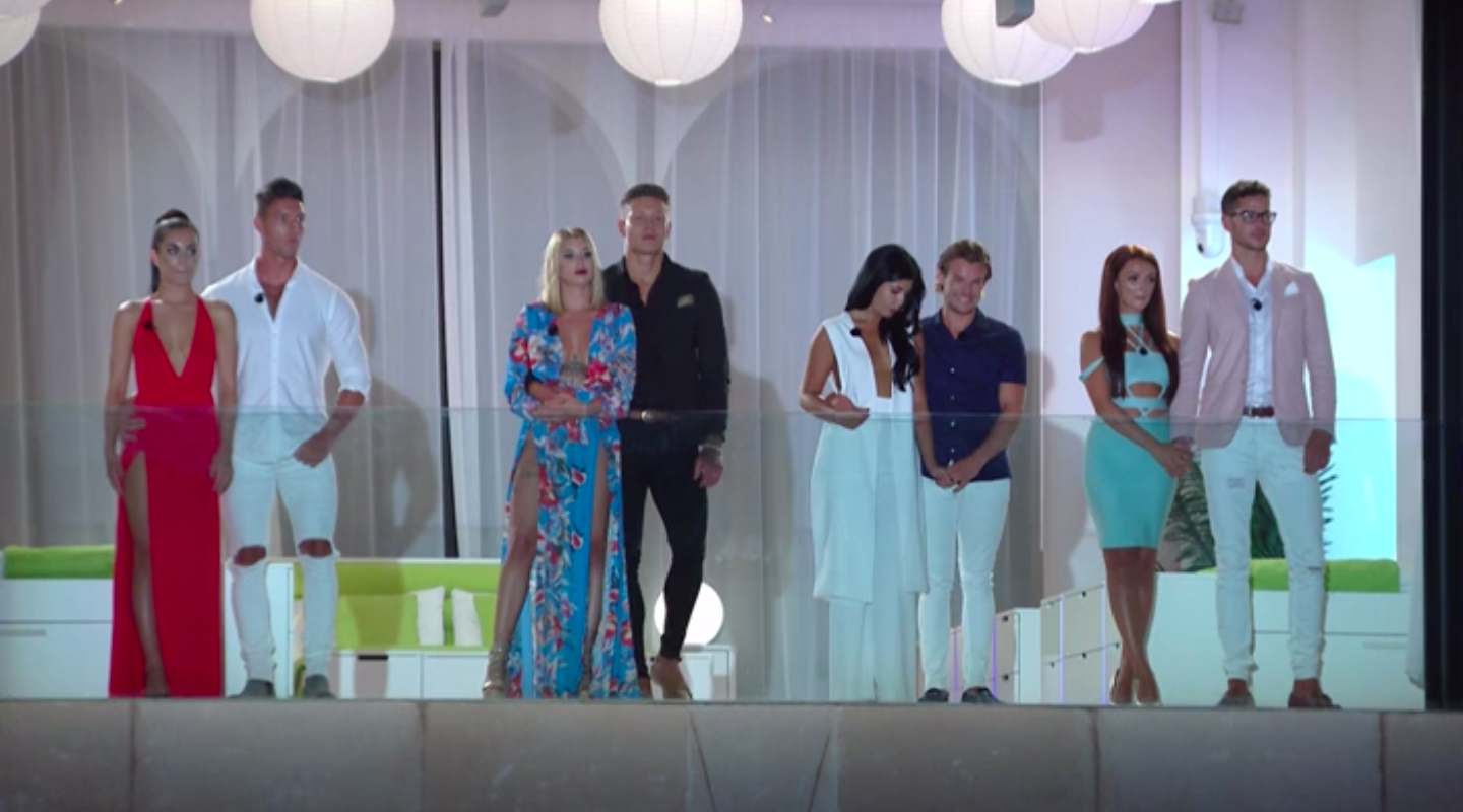 The Series 2 finale couples