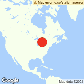 Map of Wellington, Ohio