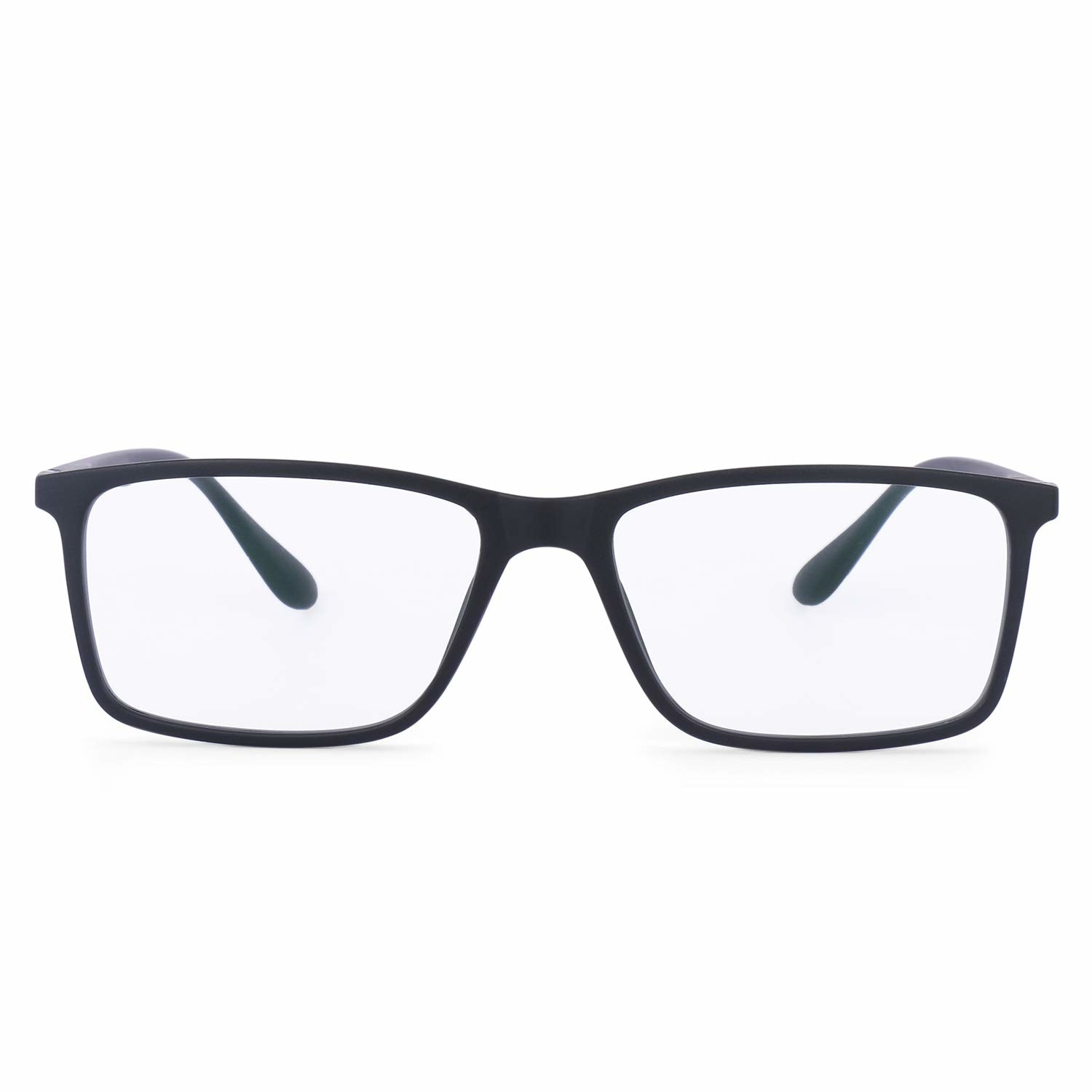A pair of anti-glare spectacles