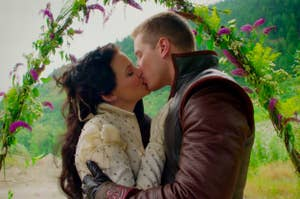 """Snow White and Prince Charming in """"Once Upon a Time"""""""