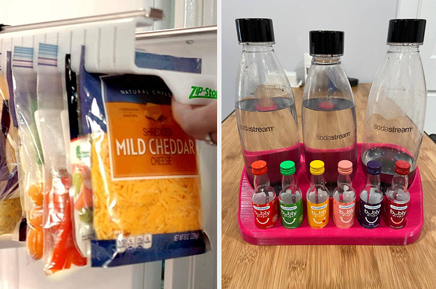 30 Clever Ways To Keep Everything In Your Refrigerator Organized