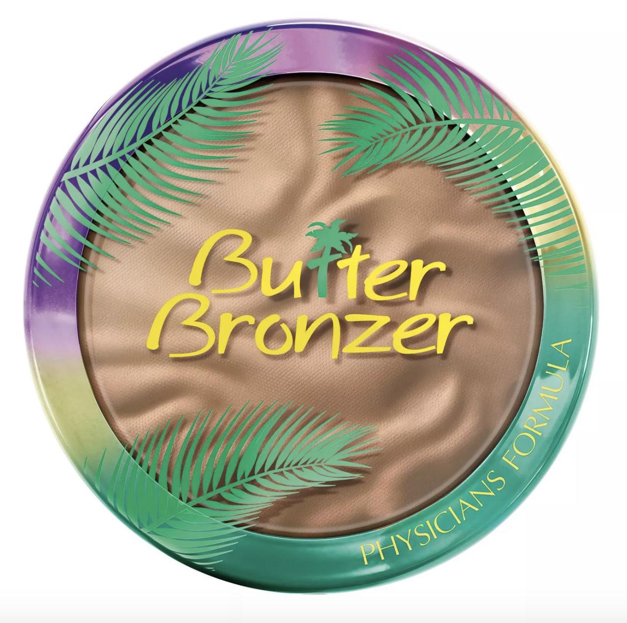 the bronzer