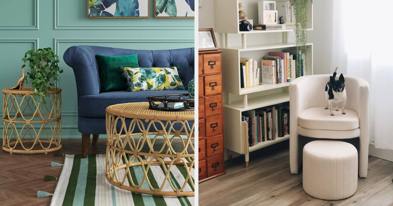 Just 39 Pieces Of Beautiful Furniture And Decor