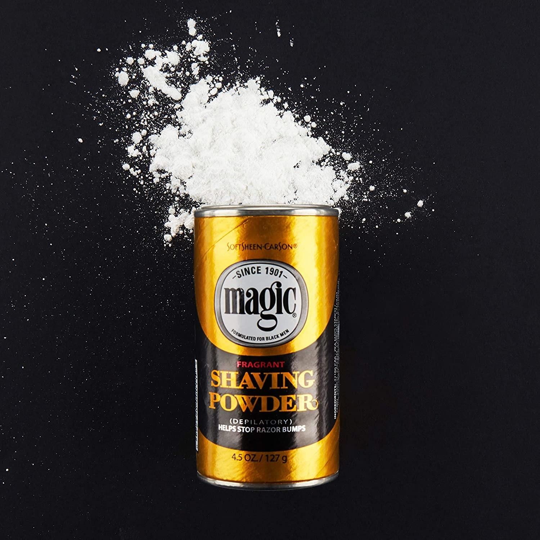 SoftSheen-Carson Magic Skin Shaving Powder