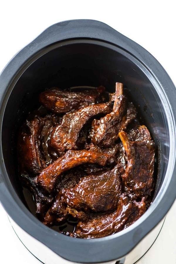 Crock Pot Ribs