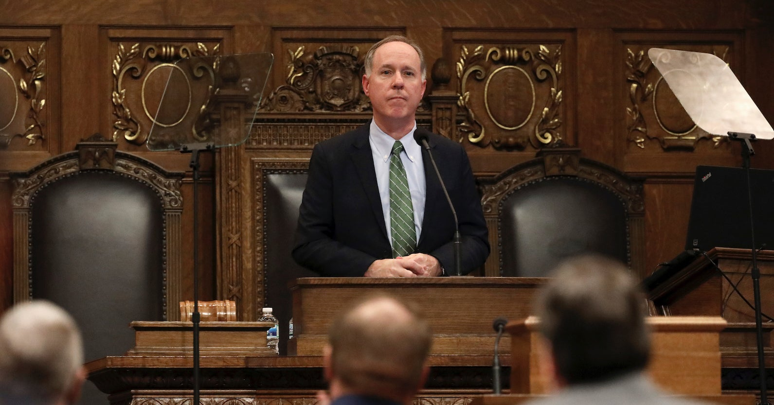 Wisconsin Republicans Said They'd Hire Three Former Cops To Investigate The 2020 Election. It�s Not At All Clear What They Are Doing.