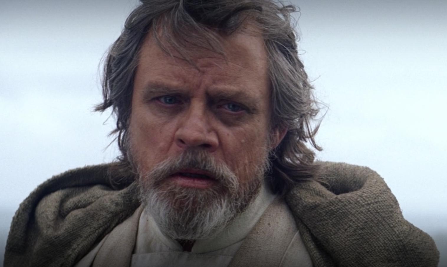 Rey meeting reclusive Luke