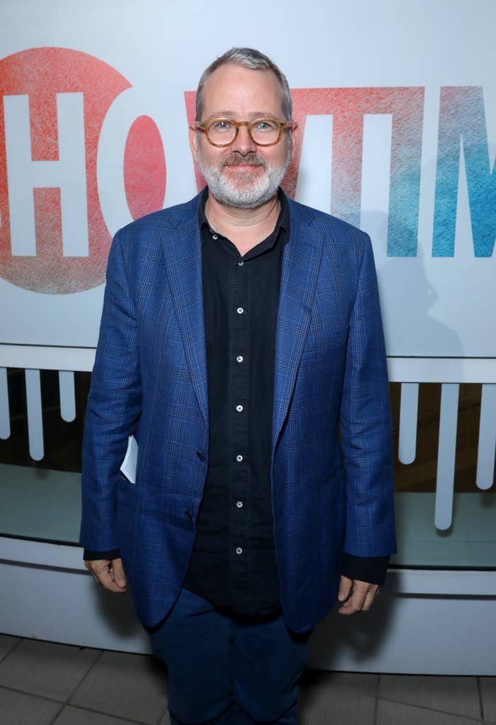 Director Morgan Neville smiles at the special screening of Showtime's 'Shangri-LA' at The Paley Center for Media on July 09, 2019 in Beverly Hills, California