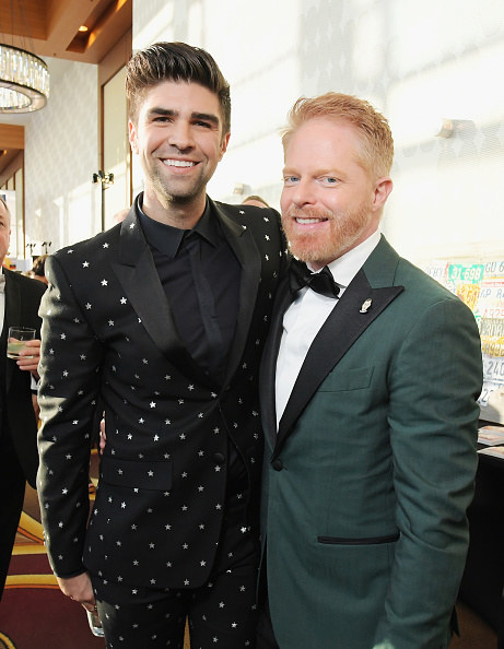 """The lawyer and the actor who played Mitchell Pritchett on """"Modern Family"""""""