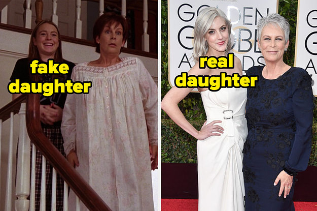 16 Actors And Their On-Screen Kids Vs. Their Real Life Children - BuzzFeed