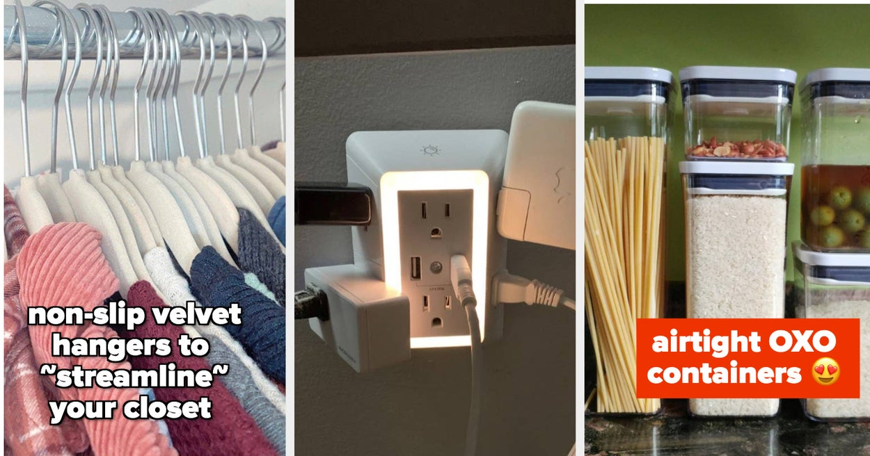 """49 Things To Help Anyone Whose Home Could Best Be Described As """"A Mess"""""""
