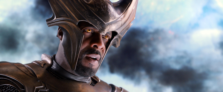 Idris as Heimdall