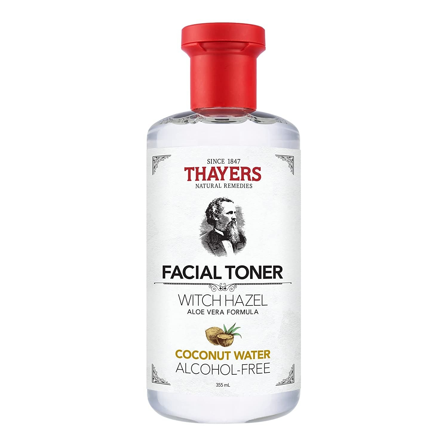 The Thayer's witch hazel