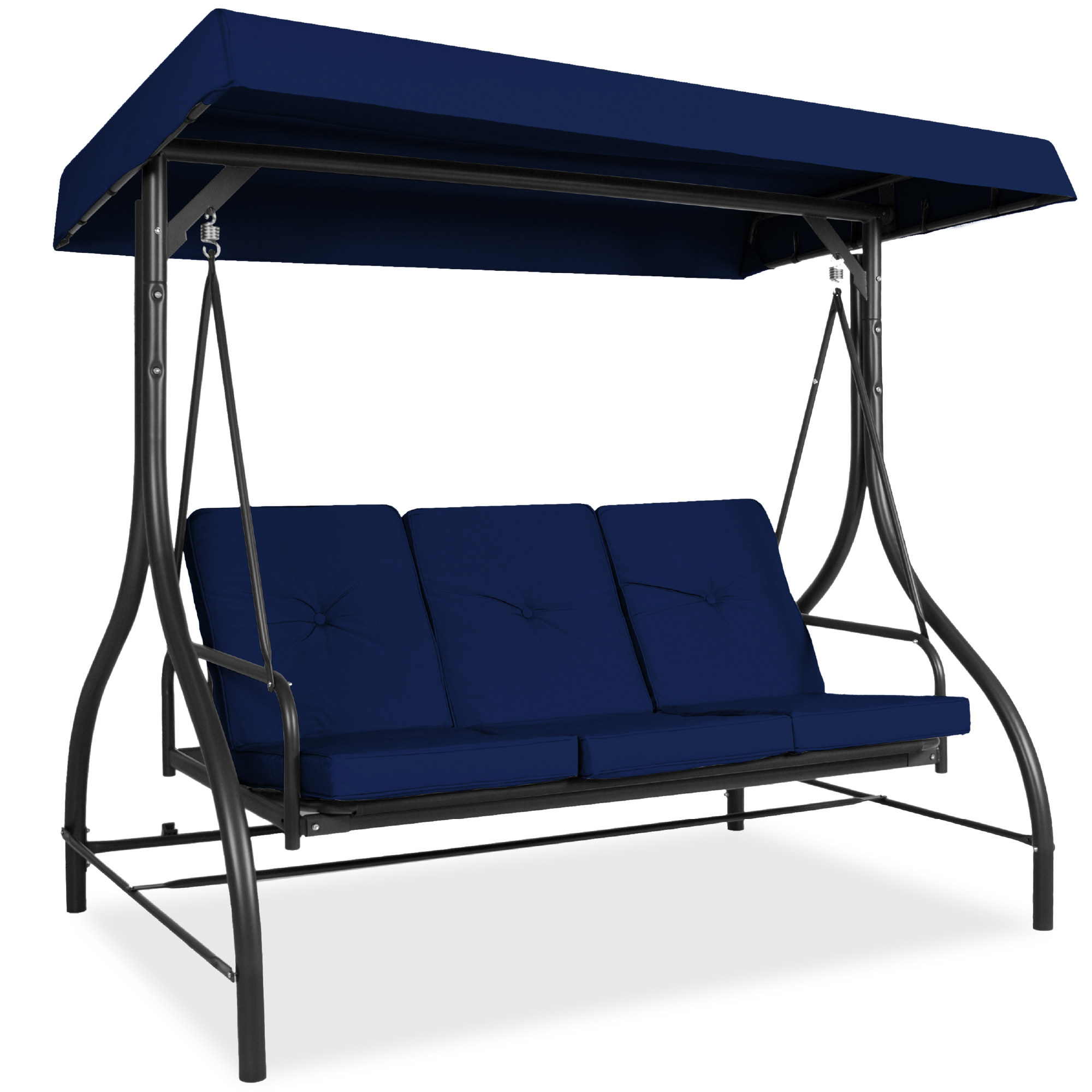 the navy best choice converting canopy swing
