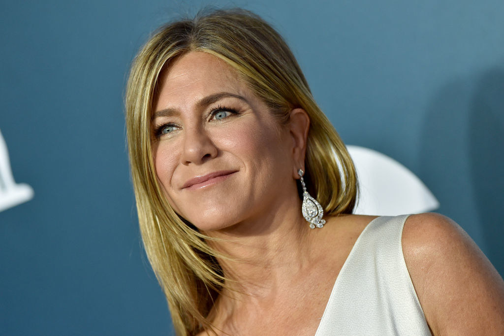Jennifer Aniston at the Screen Actors Guild Awards
