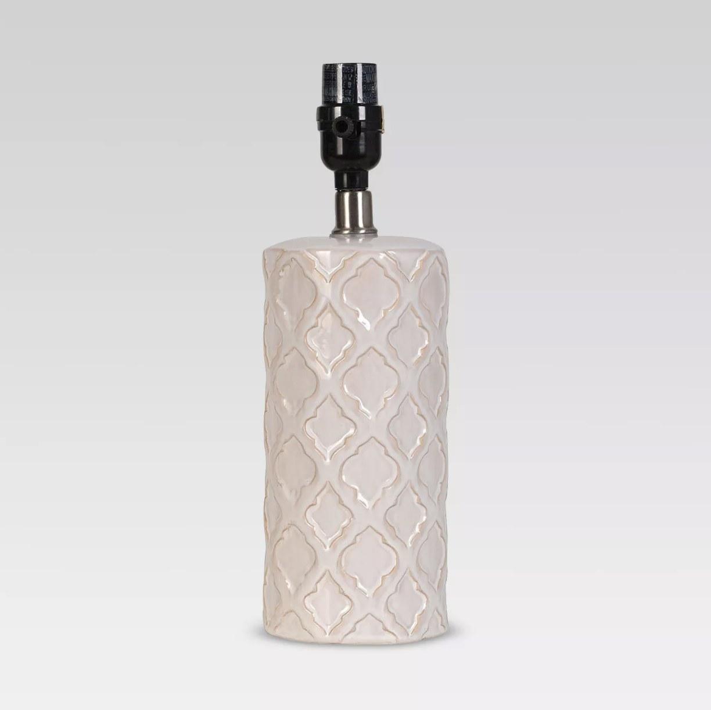 Neutral lamp base