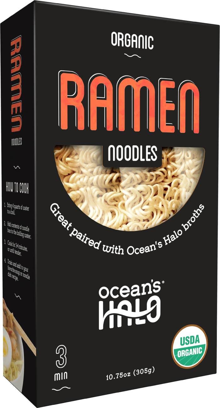 the black box of noodles