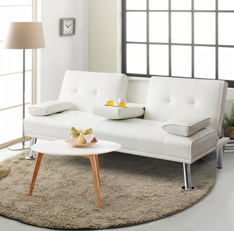 The convertible futon