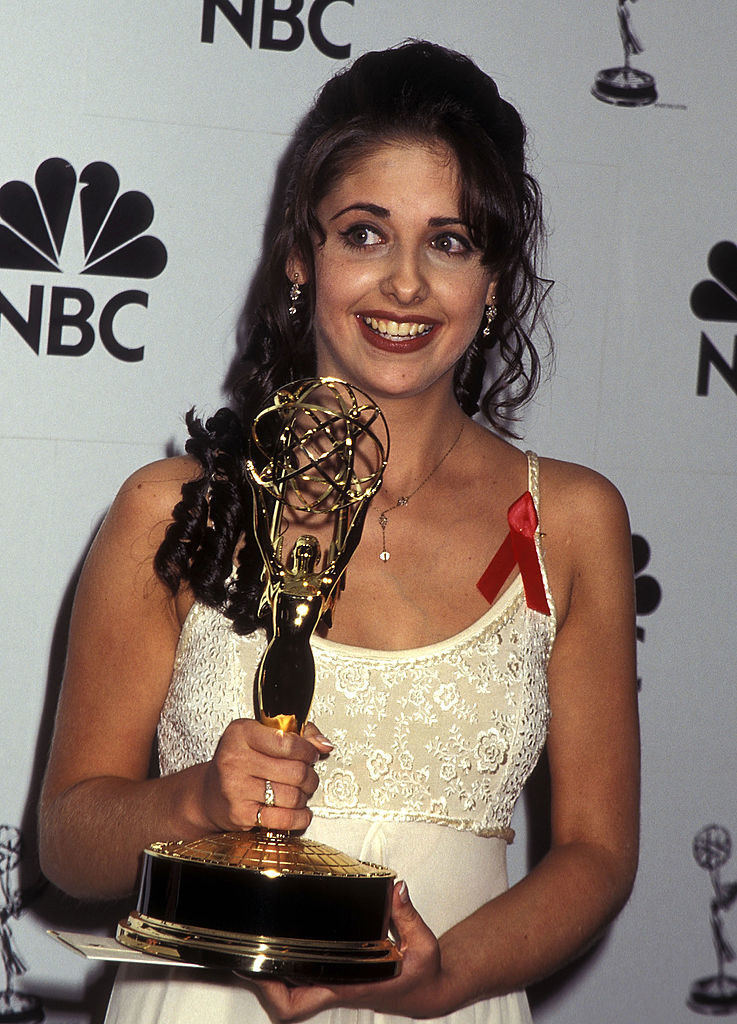 with a Daytime Emmy