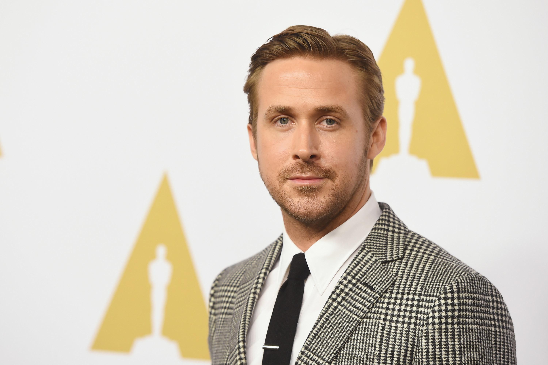 Photo of Ryan Gosling at an awards show