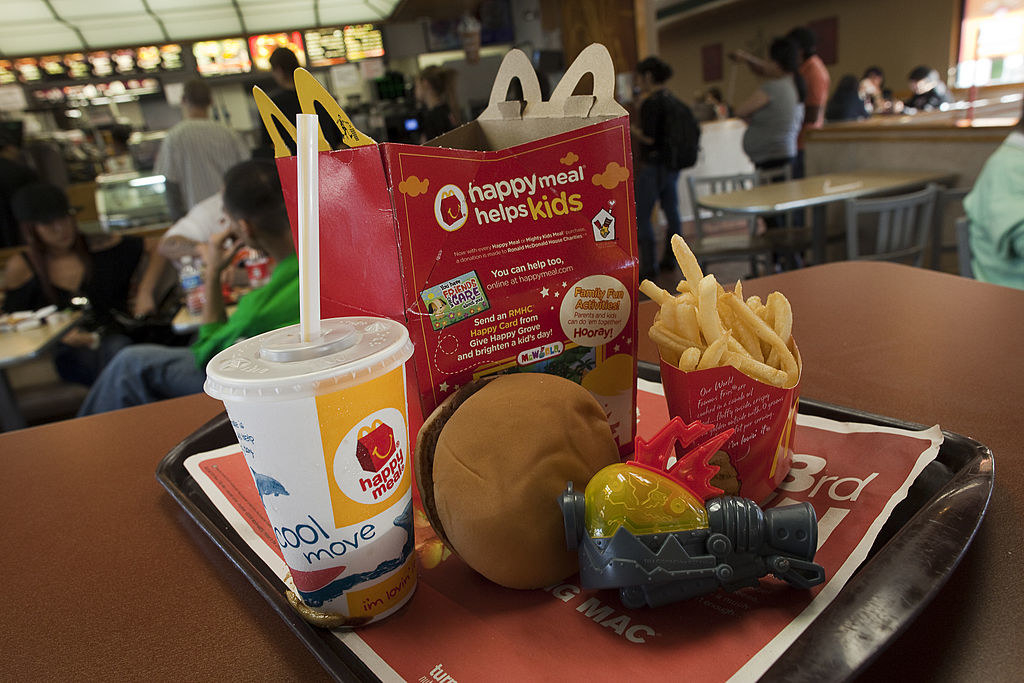 A Happy Meal
