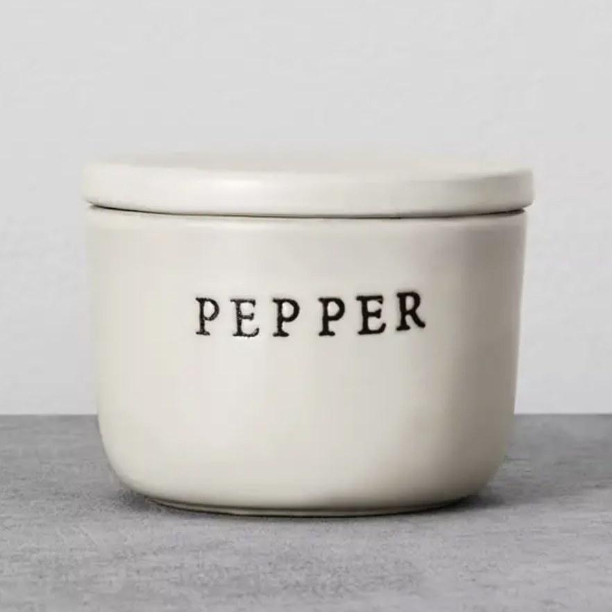 Pepper canister