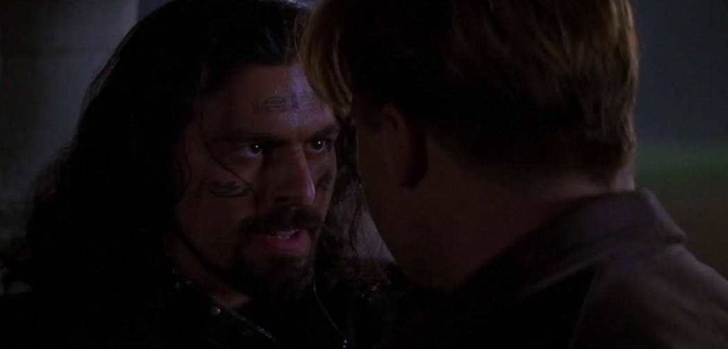 Ardeth looks at Rick intently