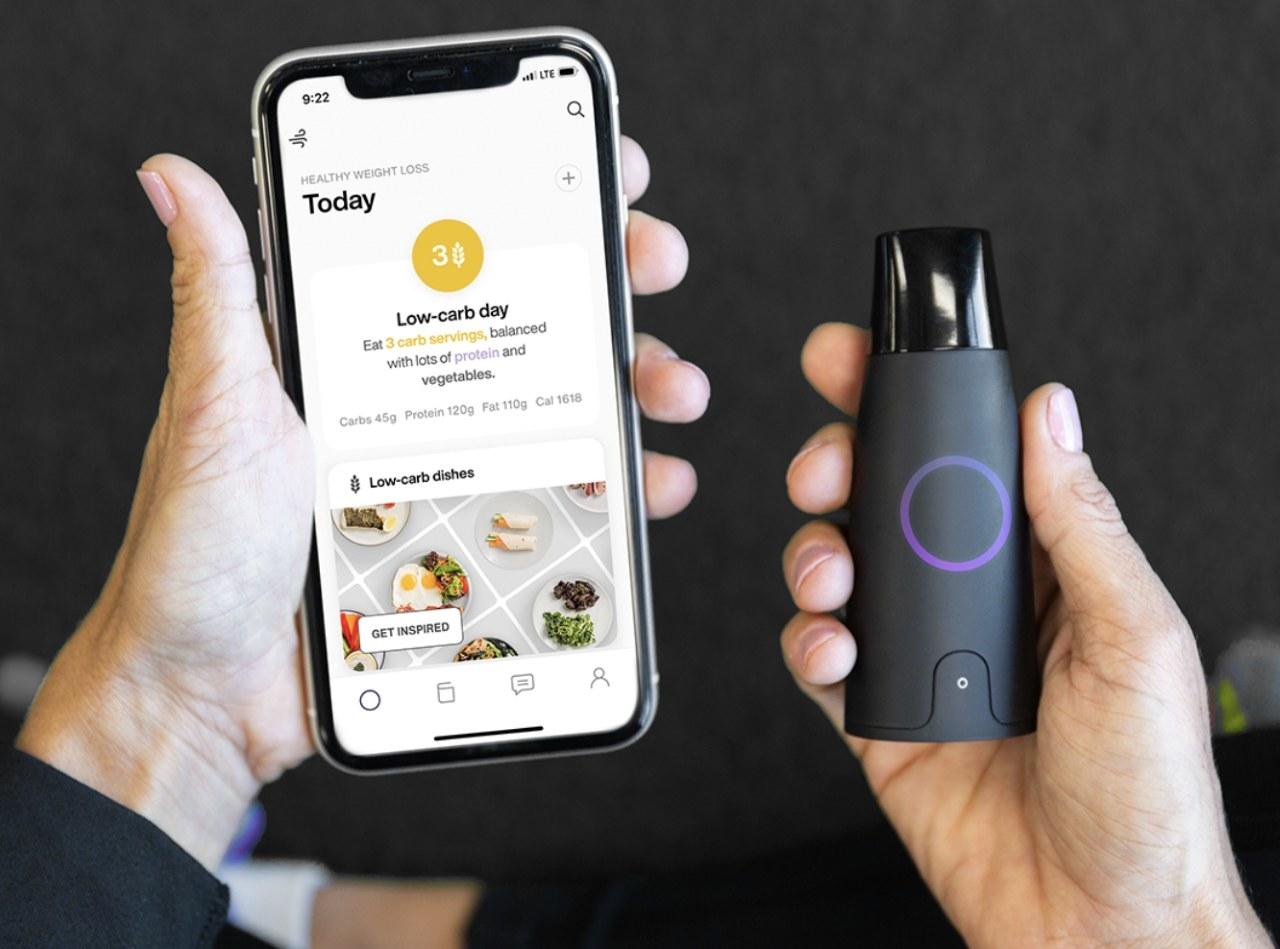 Lumen Metabolism Tracker