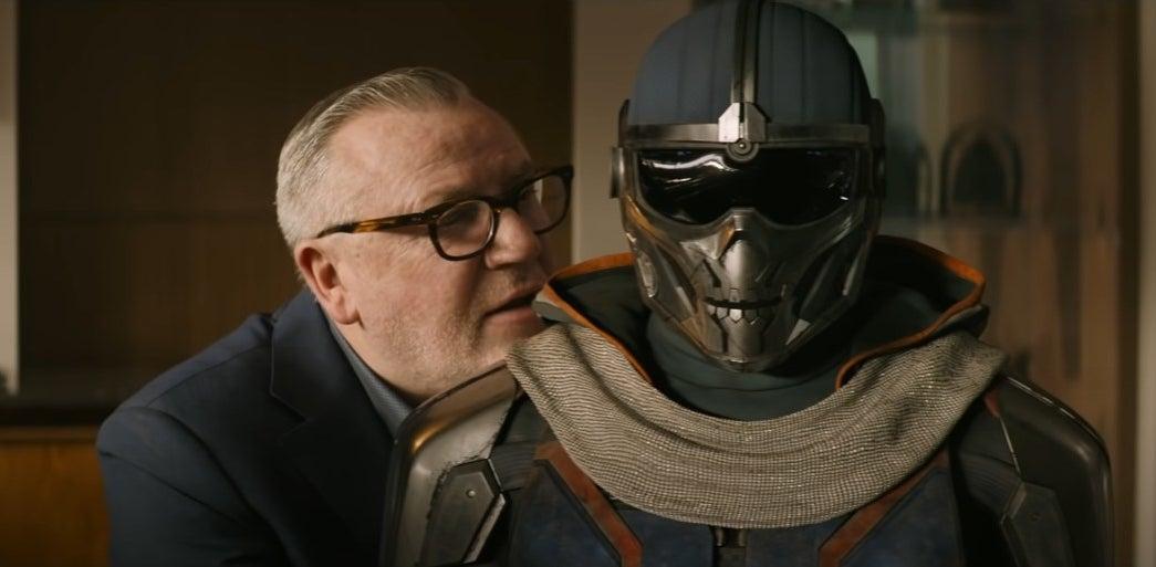 Ray Winstone as Dreykov