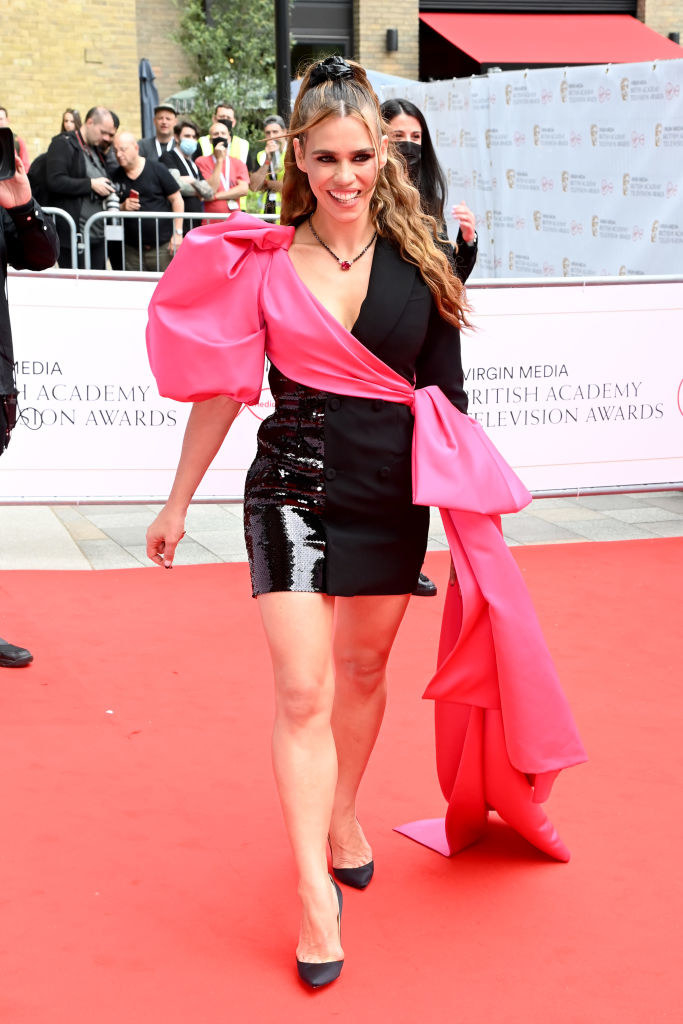 Billie Piper attends the Virgin Media British Academy Television Awards 2021