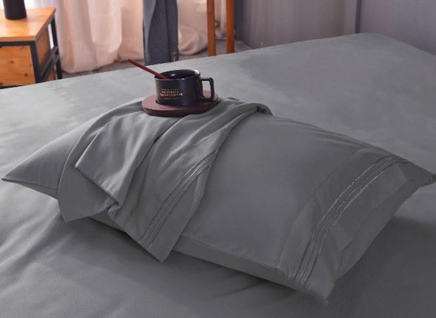 gray bamboo sheets