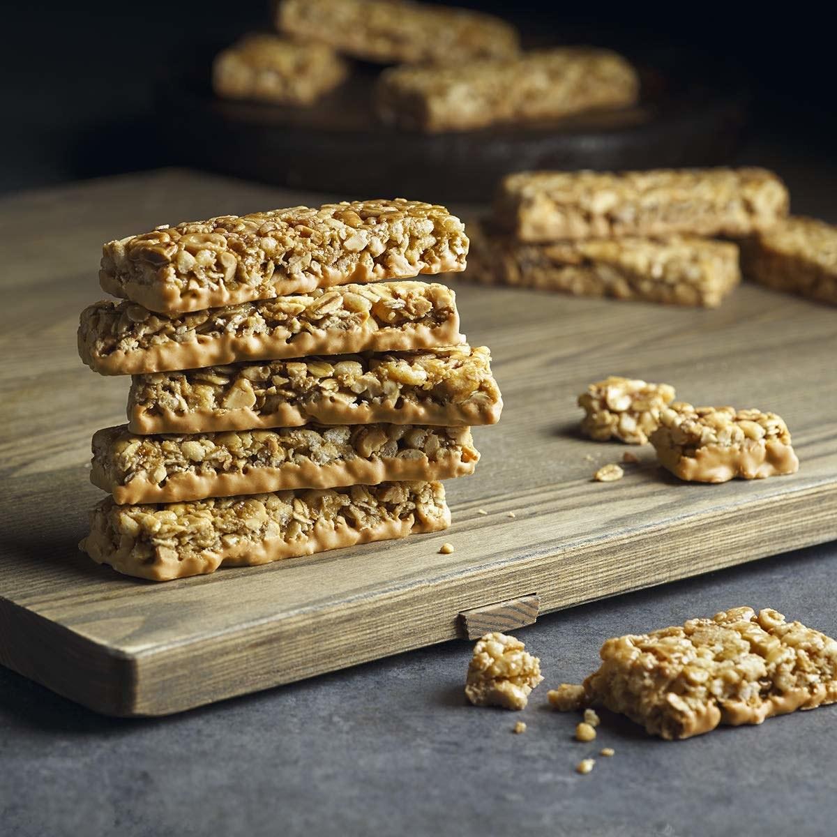 The granola bars