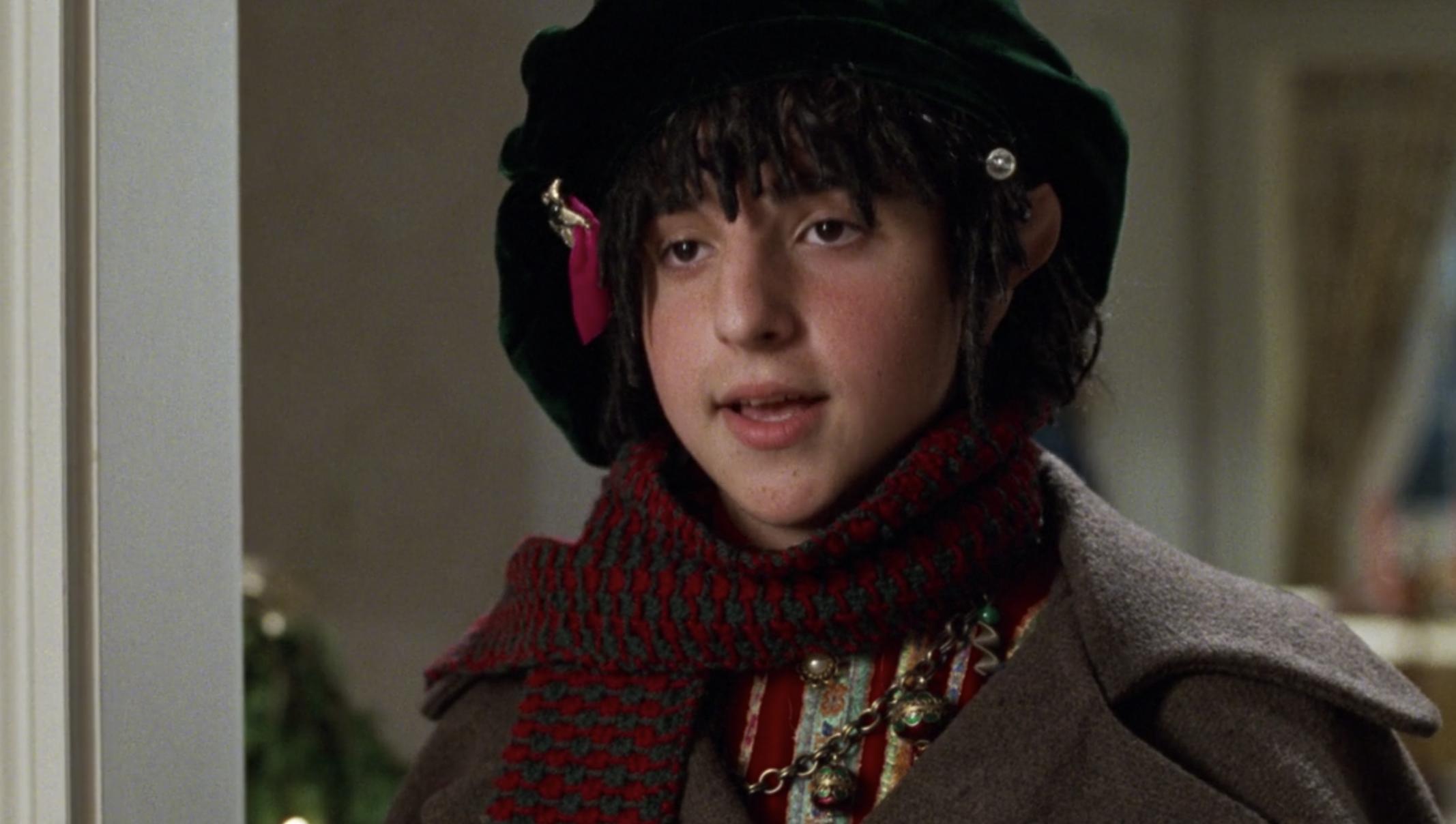 Bernard the elf in Scott's house