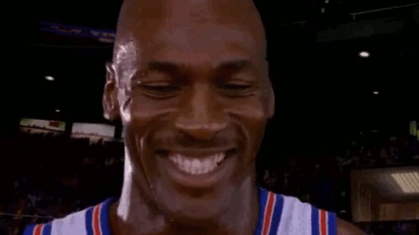 """Michael Jordan in """"Space Jam"""""""
