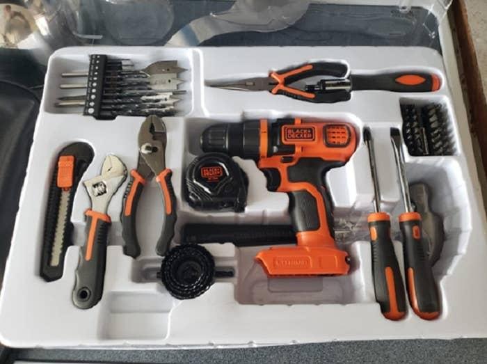 A home tool kit