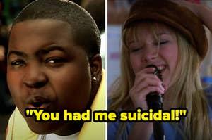 Sean Kingston singing