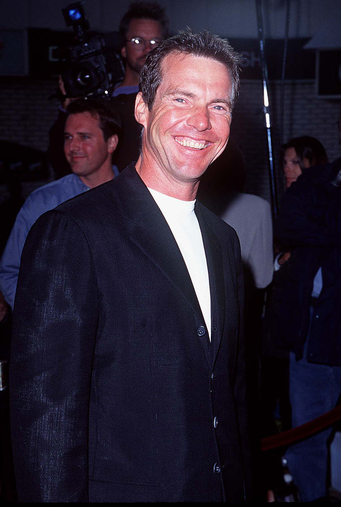 with a big ole grin in 1996