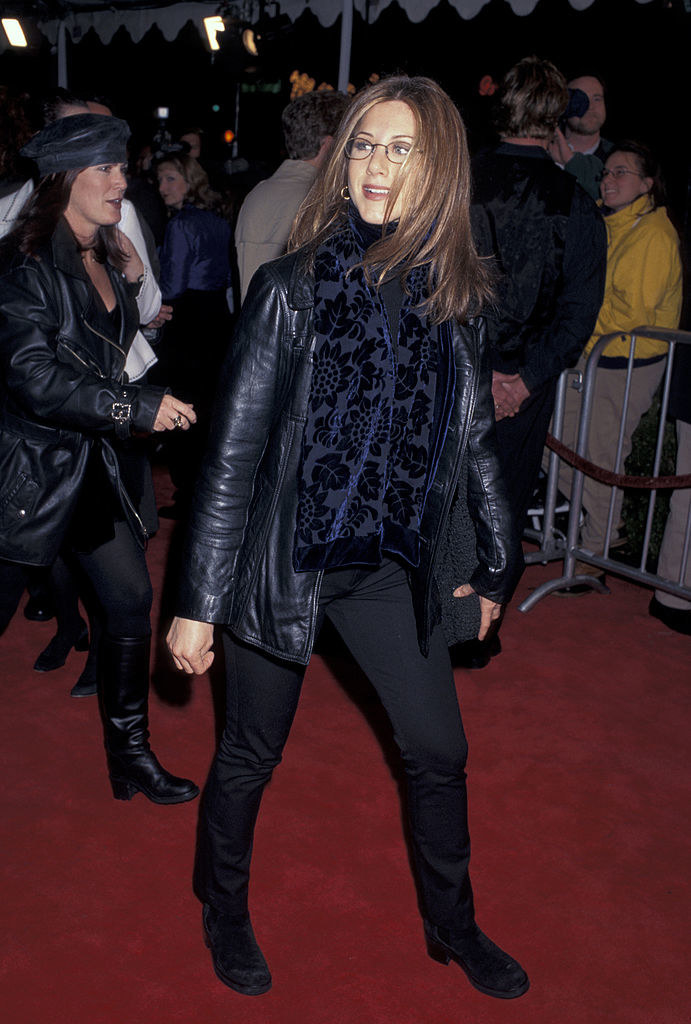 at the Jerry Maguire premiere