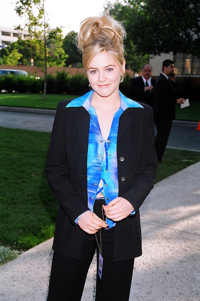 at the 96 mtv movie awards