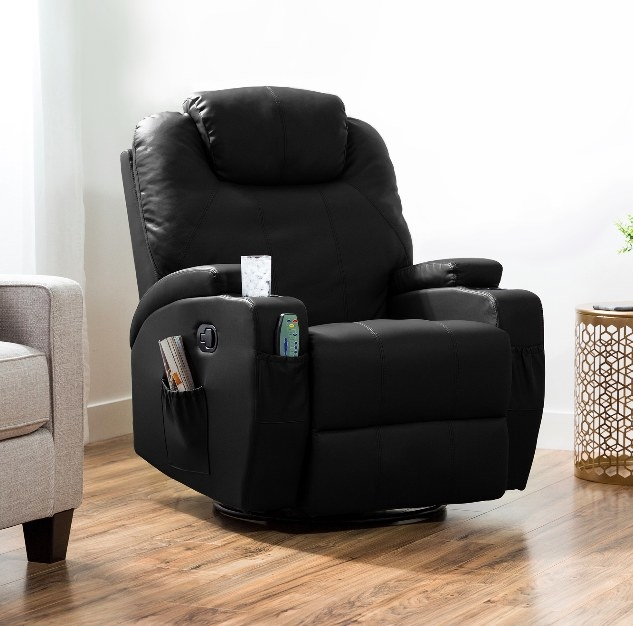 The recliner chair