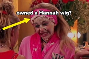 owned a hannah wig?