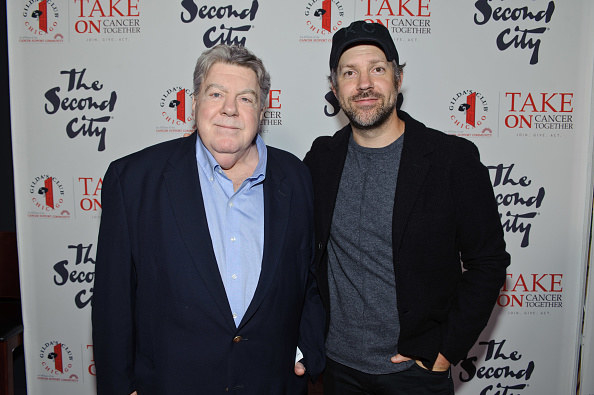 """actor who played Jake in """"Sleeping with Other People"""" and actor who played Norm Peterson on """"Cheers"""""""