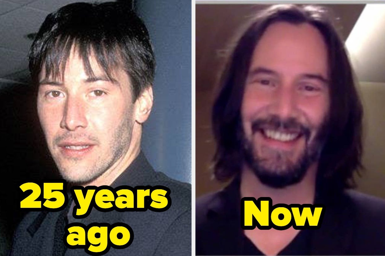 36 Celebrities Who Look Exactly The Same (Or Even Better) Than They Did Exactly 25 Years Ago
