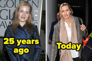 kate winslet now vs 25 years ago