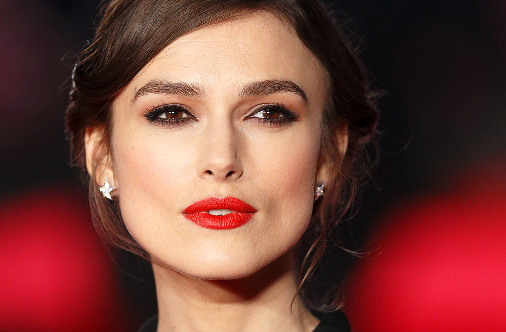 Keira Knightley attends the UK Premiere of 'Jack Ryan: Shadow Recruit'