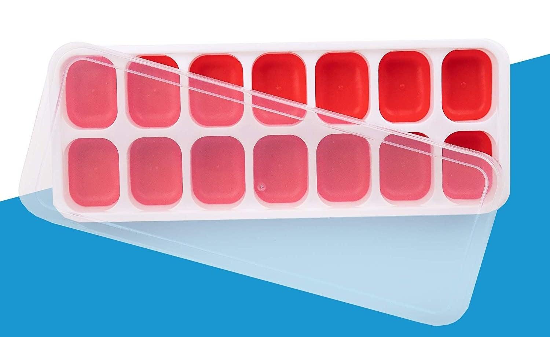 the ice cube tray