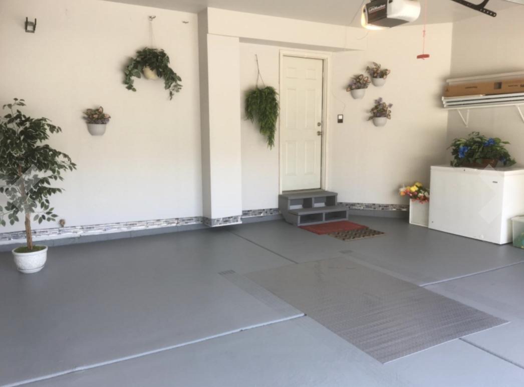 A reviewer's garage
